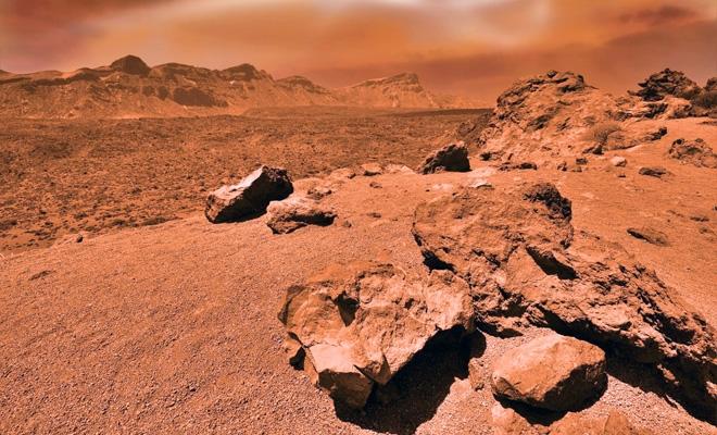 O rocă de pe Marte a primit numele trupei britanice The Rolling Stones