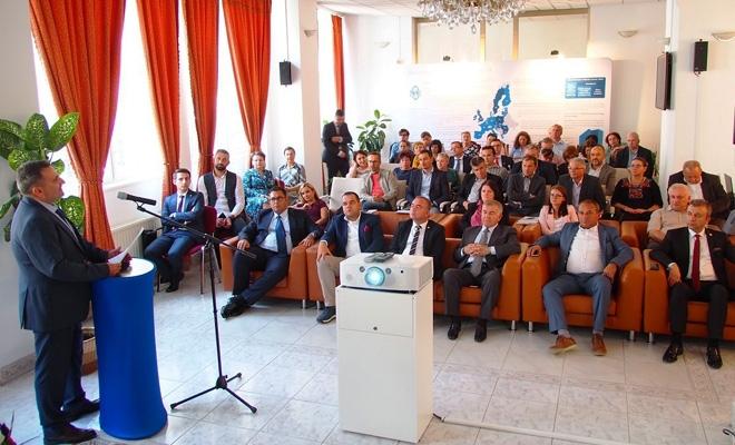 CECCAR Sibiu: Membrii filialei, în dialog cu mediul local de business cu prilejul unei conferințe organizate de Banca Națională a României