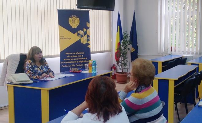 CECCAR Constanța: Facilitățile fiscale instituite prin Ordonanța Guvernului nr. 6/2019, discutate de membrii filialei cu specialiști ai AJFP