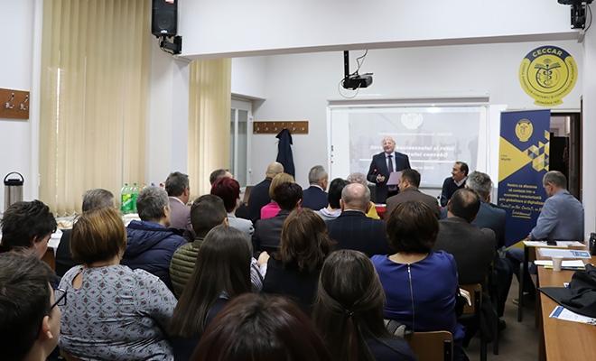 CECCAR Mureș și Serviciul Județean al Arhivelor Naționale: Comunicarea Procedurilor privind activitatea de arhivare la creatorii și deținătorii de documente financiar-contabile