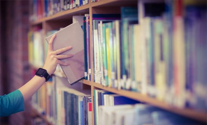 Cartea din bibliotecă și nevoia de lectură