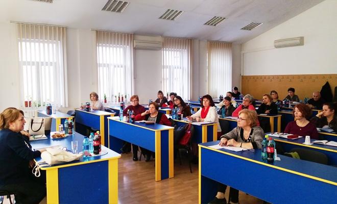 CECCAR Constanța: Aspecte de interes ale Codului fiscal, discutate de membrii filialei cu specialiști ai AJFP