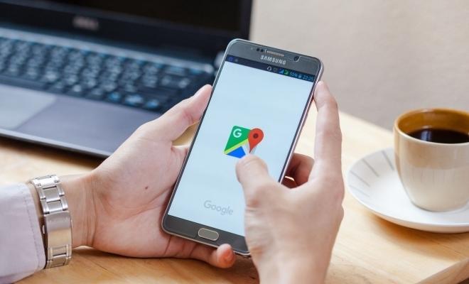 O nouă grafică în Google Maps: peisaje mai colorate, mai bine evidențiate