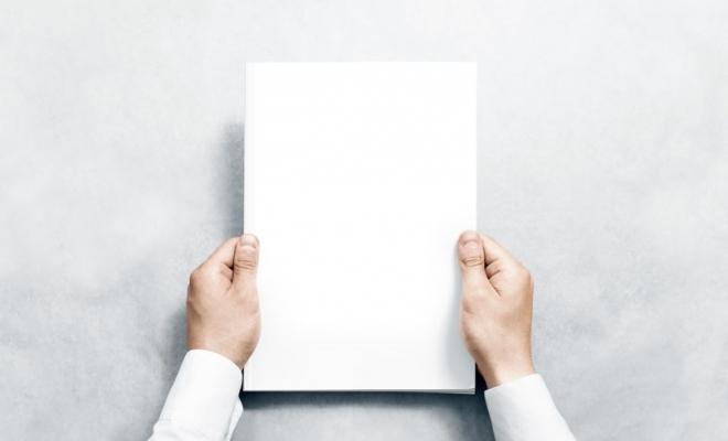 Cercetătorii americani, în pragul unei descoperiri uriașe; o foaie de hârtie va controla computerele