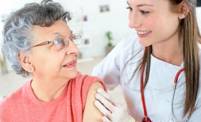 20,8%, rata de vaccinare împotriva gripei, în rândul vârstnicilor din România