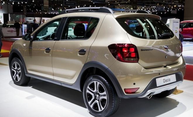 ACEA: Vânzările de autoturisme Dacia în Europa au scăzut cu peste 30%, în 2020