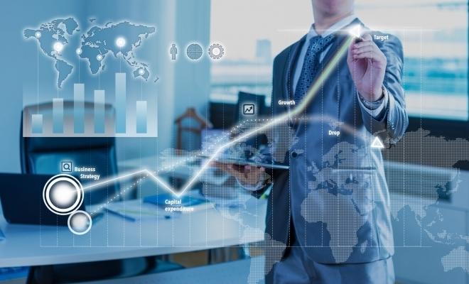 Cifra de afaceri din serviciile de piață prestate în principal întreprinderilor a crescut, în primele 11 luni din 2020, cu 3,4%, ca serie brută