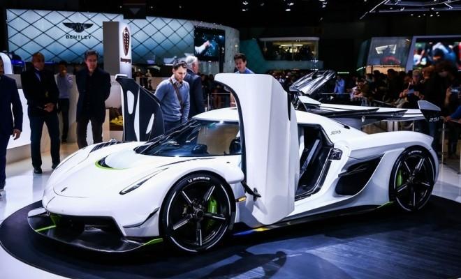 Salonul auto de la Geneva se va relua în februarie 2022