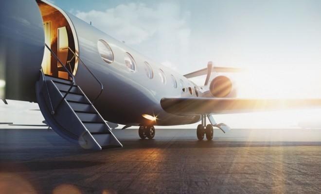 """Bloomberg: Bancherii spun că achizițiile de avioane private au """"explodat"""""""