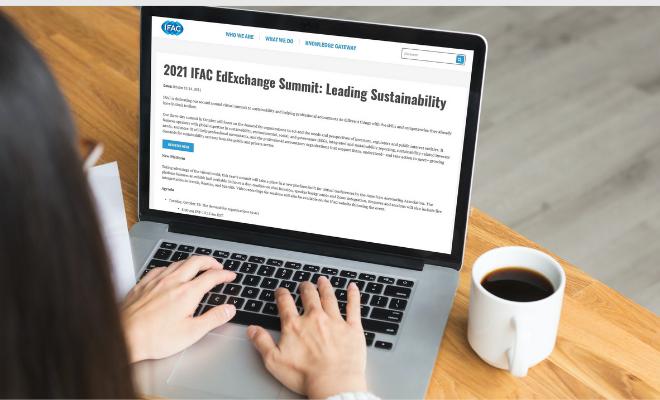 IFAC organizează summitul EdExchange: Leading Sustainability, în perioada 12-14 octombrie