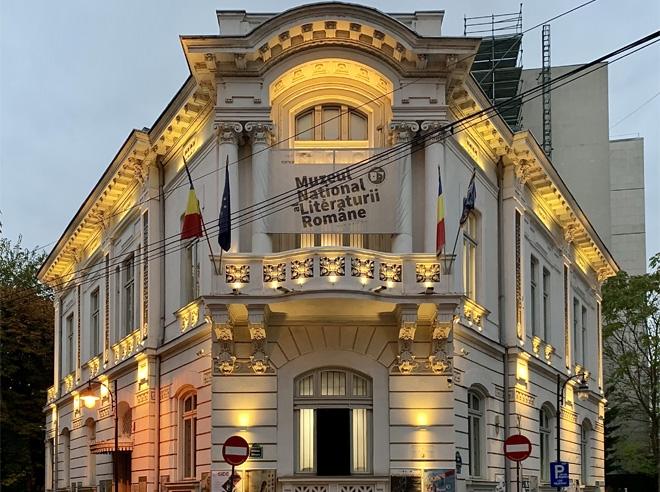 Muzeul Național al Literaturii Române, premiat internațional pentru educație, inovație și creativitate