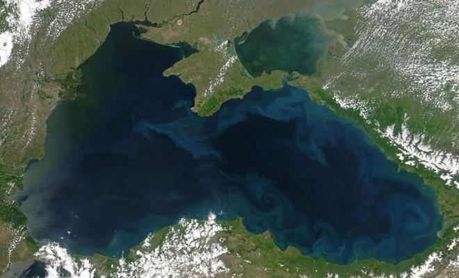 Plan de amenajare a zonei Marii Negre, realizat cu fonduri UE