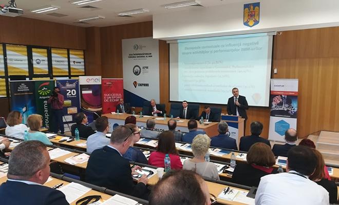 A XXVI-a ediţie a Forumului Național al IMM-urilor și a Zilei Întreprinzătorilor