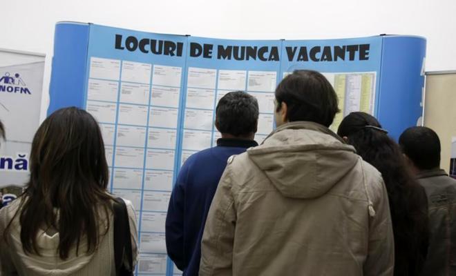 Rata şomajului în formă ajustată sezonier, 3,9% în noiembrie 2018