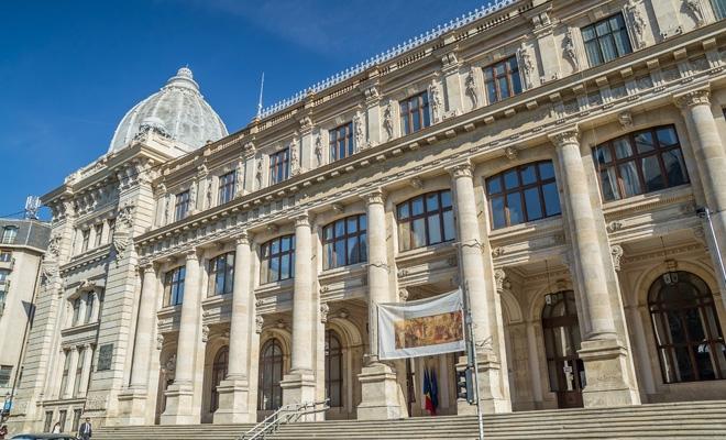 """Expoziţia """"Dessine-moi la guerre"""", la Muzeul Naţional de Istorie a României"""