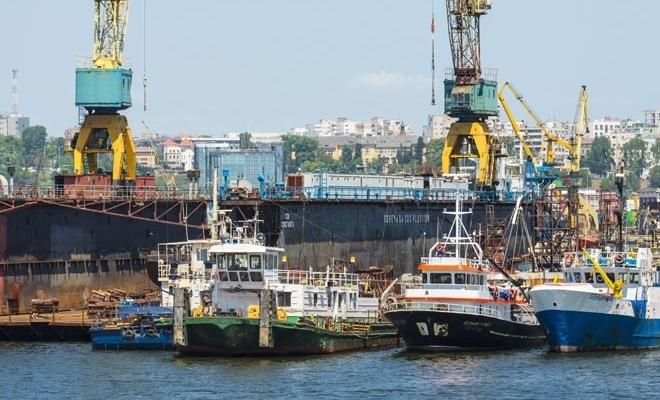 Eurostat: Cele mai mari porturi europene de mărfuri sunt Rotterdam, Anvers şi Hamburg