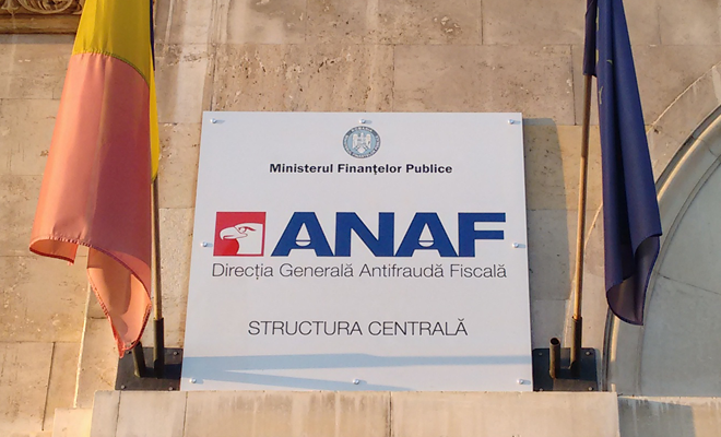 ANAF propune creşterea plafoanelor datoriilor restante în funcţie de care se aplică poprirea bancară