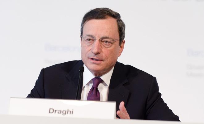 Mario Draghi avertizează că nu se întrevede o redresare a zonei euro