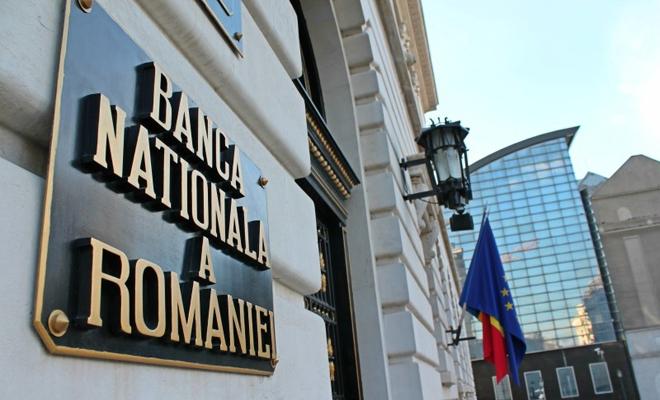 Rezervele valutare administrate de BNR, 33,817 miliarde euro la 30 noiembrie