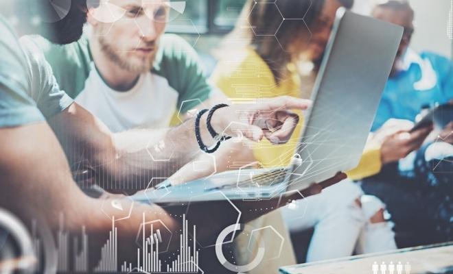 """Îmbunătățirea competenţelor digitale ale angajaților prin proiectul """"DigiL@b - Laboratorul digital"""""""