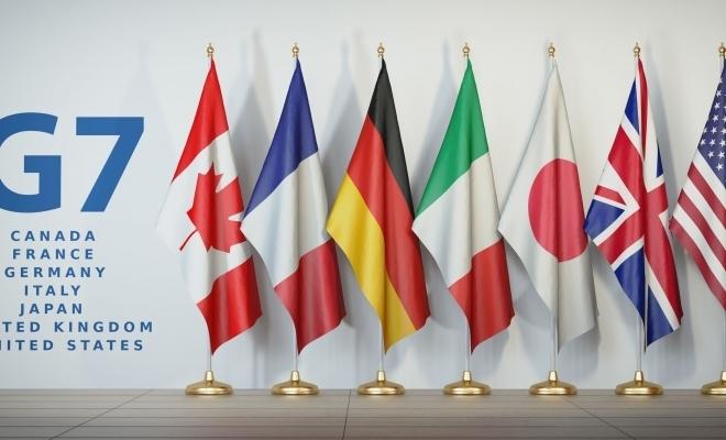 """Uniunea Europeană şi Japonia susţin o strategie de relansare economică """"viguroasă"""" a G7"""