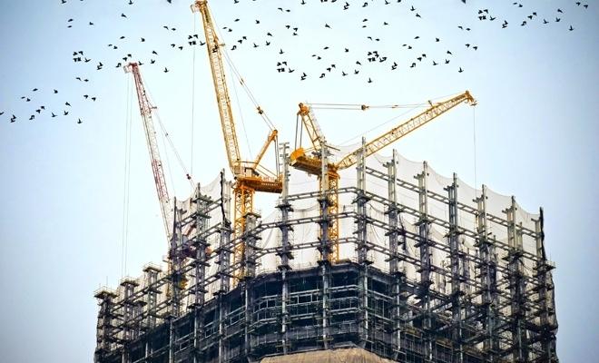 România a avut, în aprilie, cea mai mare creştere a lucrărilor de construcţii din UE