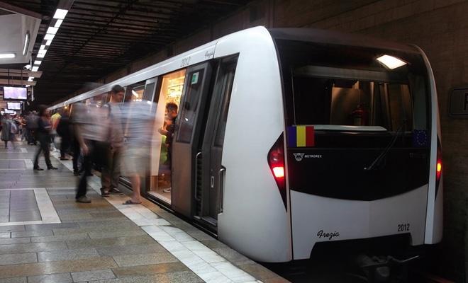 Metrorex: Personalul de pază de la metrou va fi redistribuit în staţiile cu trafic intens de călători