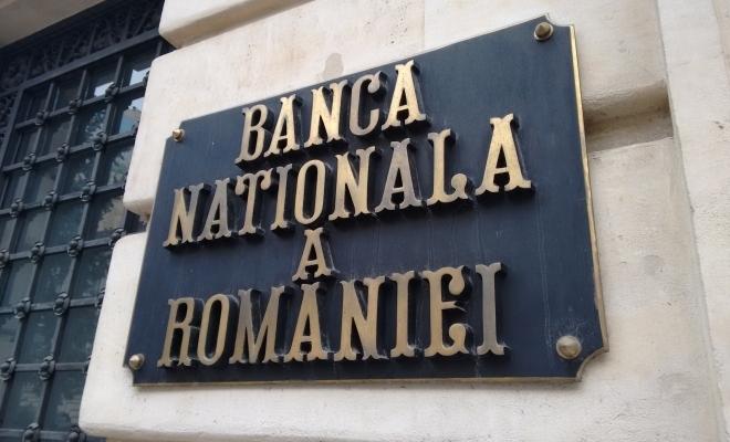 Rezervele valutare administrate de BNR, 36,249 miliarde euro la 31 iulie