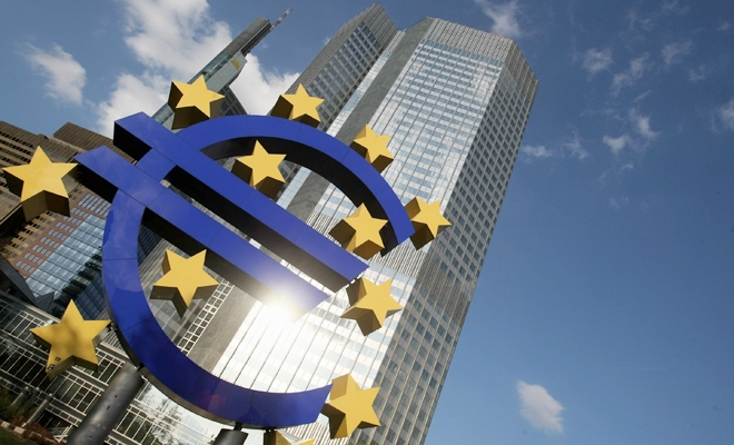 Oficial BCE: Economia zonei euro evoluează în linie cu aşteptările Băncii Centrale Europene