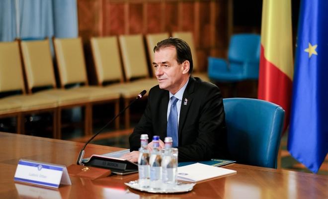 Ludovic Orban: Sistemul fiscal din România este competitiv; nu avem intenţia să îl modificăm