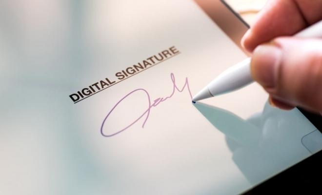 Reglementările privind utilizarea înscrisurilor în formă electronică și a semnăturii electronice în cadrul structurilor MAI şi în relaţia acestora cu terţii, publicate în Monitorul Oficial