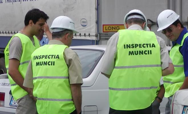 Inspectorii de muncă au aplicat amenzi de aproape 3 milioane de lei, în ultima săptămână