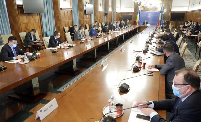Executivul va prelungi până la 31 decembrie 2021 aplicarea intensităților maxime ale ajutoarelor de stat prevăzute în HG nr. 517/2014