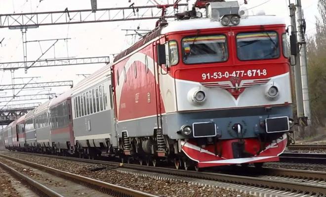 Trecerea la ora de iarnă în transportul feroviar de călători
