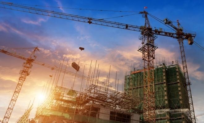 Lucrările de construcţii s-au redus cu 5% în UE, anul trecut