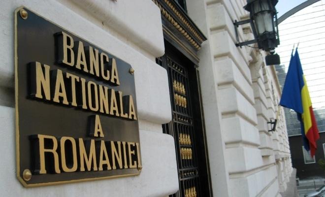 Rezervele valutare administrate de BNR, 38,304 miliarde euro, la 30 aprilie
