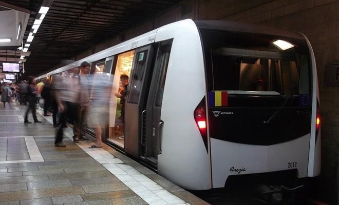 Metrorex va verifica în perioada următoare situația autorizațiilor de securitate la incendiu în toate stațiile de metrou