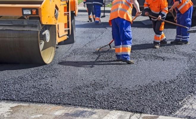 Primăria Mangalia: Străzile din Neptun-Olimp se asfaltează prin finanțare europeană