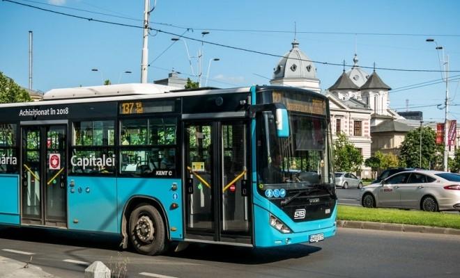 TPBI: Liniile de autobuz 300 și 381 au fost comasate, începând de astăzi