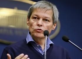 Dacian Cioloș, primul-ministru al României