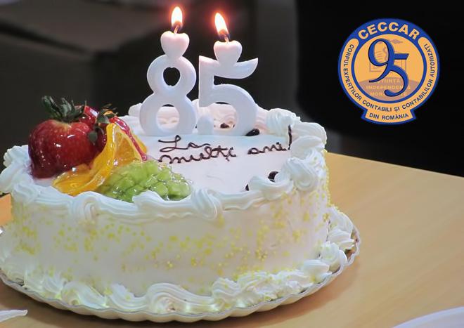 CECCAR Brăila – La mulți ani, CECCAR! La mulți ani, domnule președinte, Eugeniu Surdu