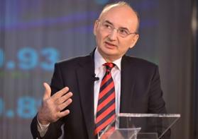 Florin Pogonaru,  președintele Asociației Oamenilor de Afaceri din România (AOAR)