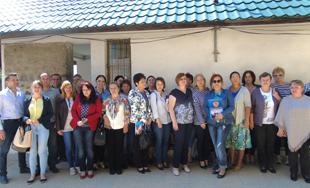 Angajați ai unor primării din Satu-Mare, prezenți la seminarul privind contabilitatea instituțiilor publice