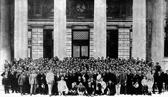 Primul Congres al profesiei contabile – București, 1923 (CECCAR)