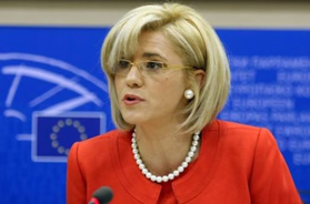 Corina Creţu, comisar european
