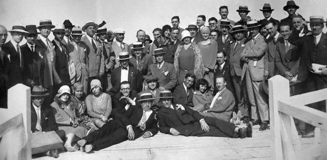 Al IV-lea Congres al profesiei contabile Constanța, 1929