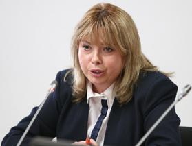 Anca Dragu, ministrul Finanțelor Publice