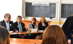 Filiala CECCAR Vâlcea, prezentă la Sesiunea Anuală a Cercetării Științifice Studențești