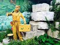 Festivalul Internațional de Statui Vivante - Woody Woodman