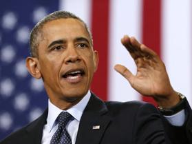 Barack Obama, președintele SUA